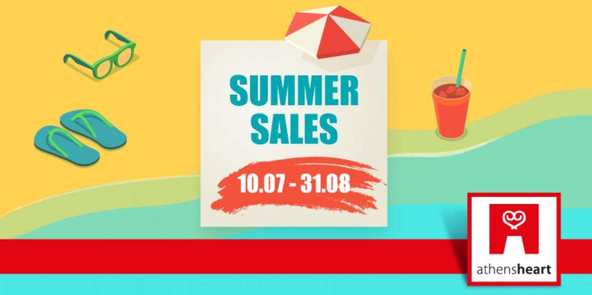 Big Summer Sales